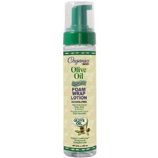 A/BEST ORG OLIVE OIL FOAM WRAP LOTION (1-256-08-1200)(25608) 8.5oz
