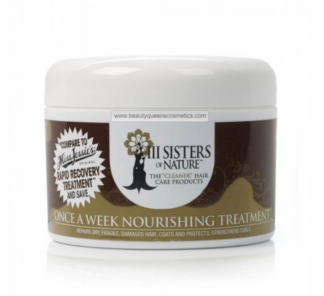 3 SISTERS OF NATURE-ONCE A WEEK NOURISHING TREATMENT 8oz